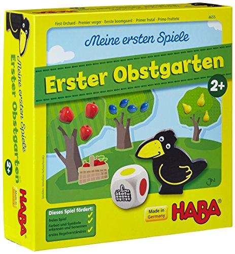 HABA はじめてのゲーム 果樹園 HA4655