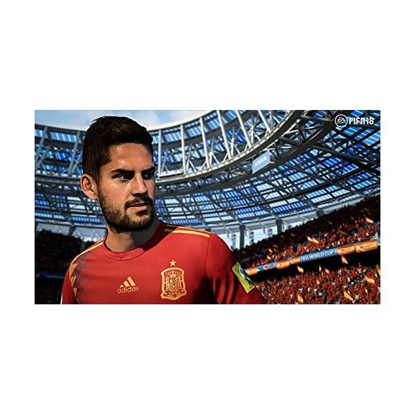 FIFA 18 【予約特典】• 5試合FUTレ...の紹介画像5