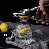 Kitchen Tools Lemon Squeezer Stainless Steel Orange Juicer Fruit Juice Reamers Fast Handle Press Multifunctional Toolnge Queezer Juice Fruit Pressing