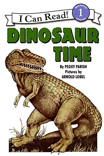 Dinosaur Time (I Can Read Level 1)の詳細を見る