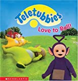 Love to Roll: Padded Mini Book (Teletubbies, 1)