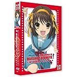涼宮ハルヒの憂鬱 1期 コンプリート DVD-BOX (全14話, 364分) アニメ