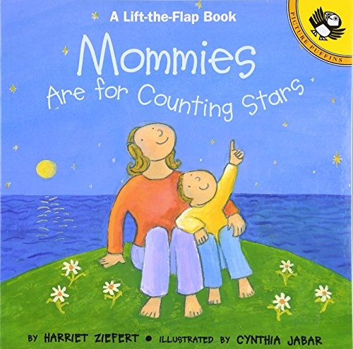 Mommies are for Counting Stars (Lift-the-Flap, Puffin)の詳細を見る