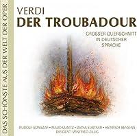 Verdi: Der Troubadou by Cunitz (2011-12-06)