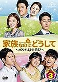 家族なのにどうして~ボクらの恋日記~ DVD SET3[DVD]