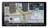 パイオニア カーナビ カロッツェリア 楽ナビ 9型 AVIC-RQ911-E 無料地図更新/フルセグ/Bluetooth/HDMI/DVD/CD/SD/USB/HD画質