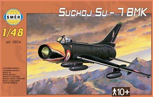 SMER 0854 1/48 スホーイ Su-7BMK フィッター 戦闘爆撃機