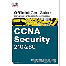 CCNA Security 210-260 Official Cert Guide: CCNA Sec 210-260 OCG