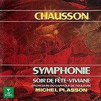 ショーソン:交響曲; 交響詩「祭りの夕べ」; 交響詩「ヴィヴィアン」(UHQCD)