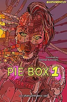 Pie Box 1 (Cyberpink Box Set) by [Saoulidis, George]
