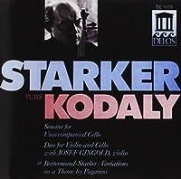 Starker Plays Kodaly (1992-12-14)