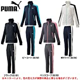 PUMA(プーマ) トレーニングジャケット パンツ 上下セット 【レディース】 (920200/920201) (M, ペリスコープ(03/03))