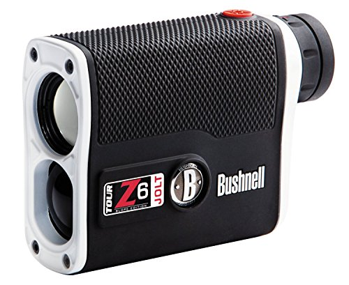 Bushnell(ブッシュネル) Z6ジョルト ゴルフ用 レーザー距離計 ピンシーカー スロープツアーZ6ジョルト 日本正規品