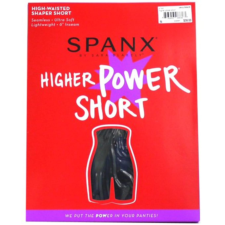 スキップ正しいプロフィールSPANX(スパンクス) 2745 ハイヤー パワー 【BLACK】 【並行輸入品】 L (在庫)