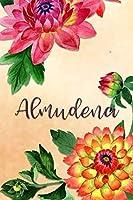 Almudena: Personalized Journal for Her (Su Diario)