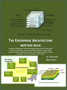 The Enterprise Architecture matters blog by [Grigoriu, Adrian]