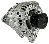 DB Electrical ABO0385 New Alternator For Vw Volkswagen 2.5L 2.5 Beetle 06 07 08 09 10 12 13 14 2006 2007 2008 2009 2010 2012 2013 2014 2.5L 2.5 Jetta 11 12 13 14 2011 2012 2013 2014 11460N [Floral] [並行輸入品]