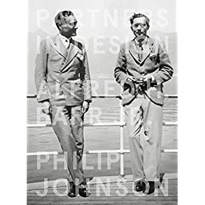 Partners in Design: Alfred H. Barr Jr. and Philip Johnson
