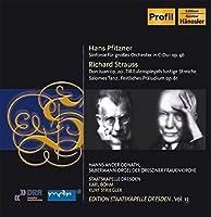 Pfitzner - Symphony; Strauss - Tone poems (2006-12-19)