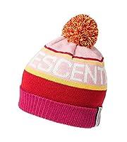 デサントDESCENTEジュニア用スキー・スノーボード・ニット帽「ジュニア ニットキャップ 銀イオン使用」DKC-7230J (LPI)