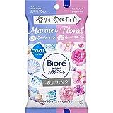 花王 ビオレ さらさらパウダーシート マリンtoフローラルの香り 携帯用 10枚