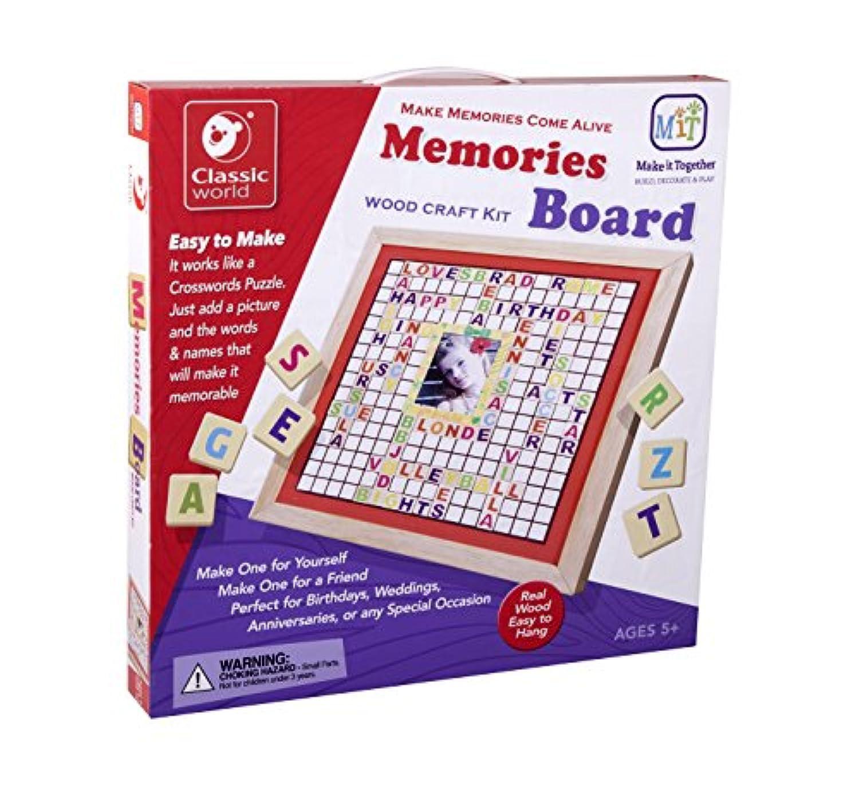 Classic Memories Board Building Kit