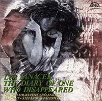 ヤナーチェク:歌曲集「消えた男の日記」