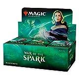 Magic MTG War of The Spark ブースターボックス 36パック