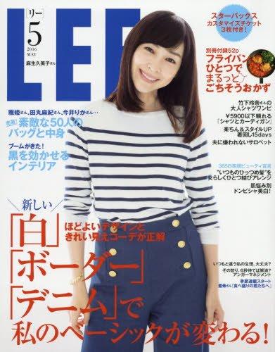 LEE(リー) 2016年 05 月号 [雑誌]