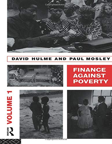 Download Finance Against Poverty: Volume 1 0415124298