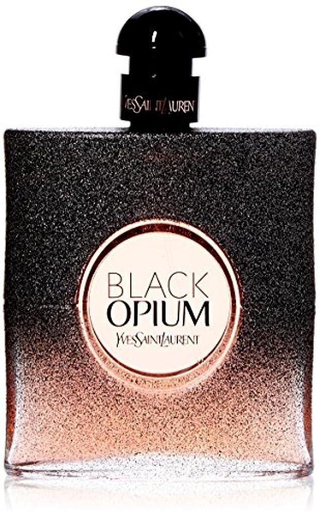 不適当染料排気【イヴサンローラン】ブラック オピウム フローラル ショック EDP?SP 90ml [並行輸入品]
