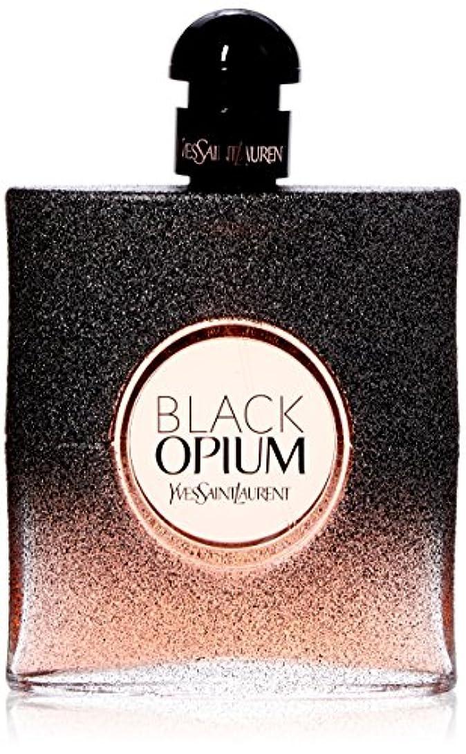 条件付きマート部分的に【イヴサンローラン】ブラック オピウム フローラル ショック EDP?SP 90ml [並行輸入品]