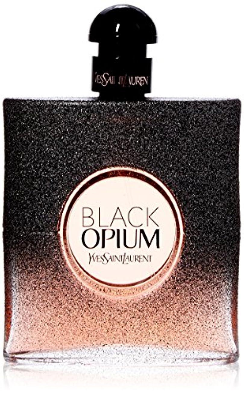 システム感じ証書【イヴサンローラン】ブラック オピウム フローラル ショック EDP?SP 90ml [並行輸入品]