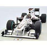 【Spark/スパーク】1/43 BMW ザウバー C29 No.22 N.ハイドフェルド 2010年 日本GP 8位