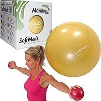 MSD Softmed 1 kgソフト薬ボール12 cmインフレータブルボールウェイトピラティスフィットネス