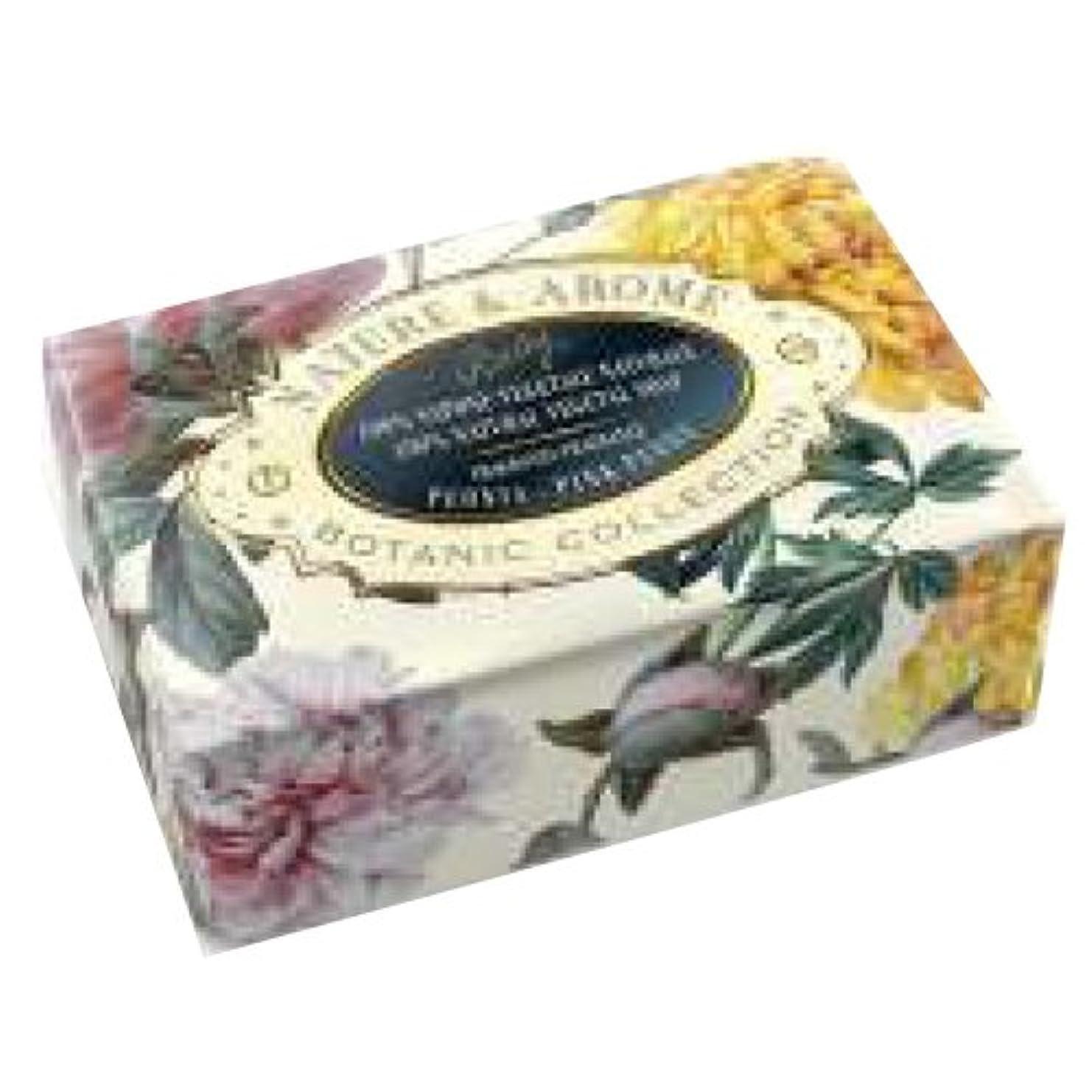 バンガロー白いチャーターRUDY Nature&Arome SERIES ルディ ナチュール&アロマ Soap ソープ ピンクピオニー