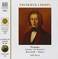 Chopin: Complete Piano Music 10 by CHOPIN (1999-09-28)