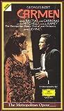 Bizet - Carmen / Levine, Baltsa, Carreras, Metropolitan Opera [VHS] [Import]