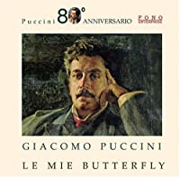 Madama Butterfly: My First Butterfly