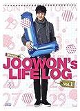 JOOWON(チュウォン)'s LIFE LOG DVD vol.1 画像