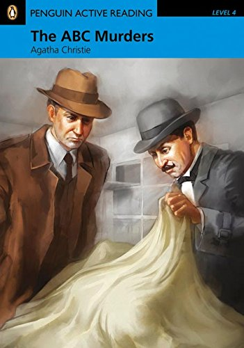 Download Penguin Active Reading: Level 4 ABC Murders (MP3 & CD-ROM) (Penguin Active Reading, Level 4) 1408232057