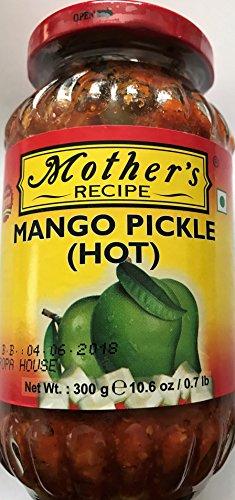 マンゴー ピクルス ホット 300g Mother's Mango Pickle (Hot) ピックル