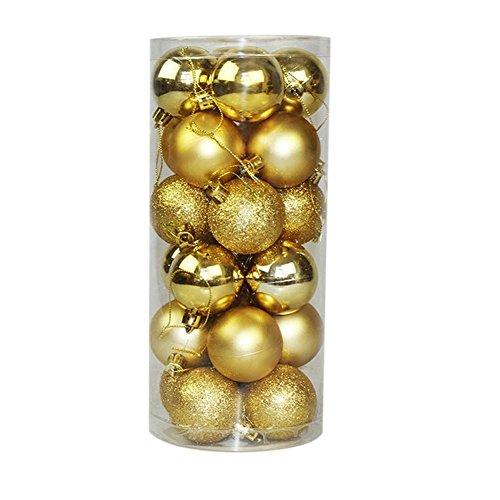 クリスマスボール,SODIAL(R)クリスマス オーナメント...
