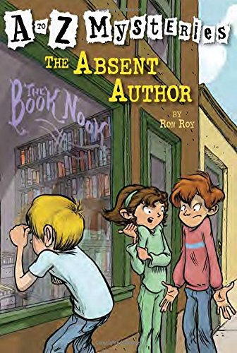 A to Z Mysteries: The Absent Authorの詳細を見る