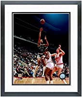 ジョージ・ガービンSan Antonio Spurs NBAアクション写真(サイズ: 26.5CM x 30.5CM )フレーム