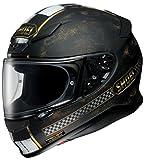 ショウエイ(SHOEI) バイクヘルメット フルフェイス Z-7 TERMINUS【ターミナス】 TC-9 (BLACK/GOLD) XXL (63cm)
