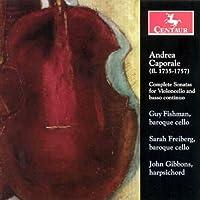 Comp Sons for Violoncello & Basso