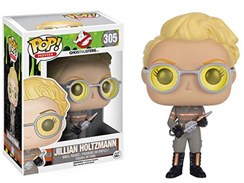 Pop! Movies: Ghostbusters - Jillian Holtzman Ghostbusters (2016) Figures [並行輸入品]