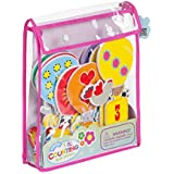 Meadow Kids Counting Bath Time Stickers