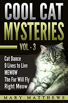 Magical Cool Cat Mysteries Boxed Set Volume 3 (Magical Cool Cats Mysteries) by [Matthews, Mary]